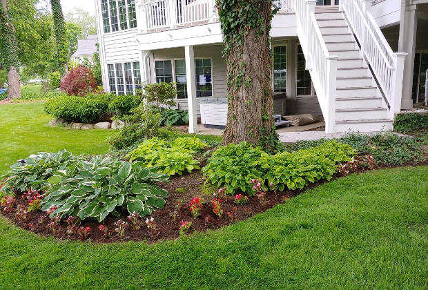Grand Rapids Michigan Gardening Service